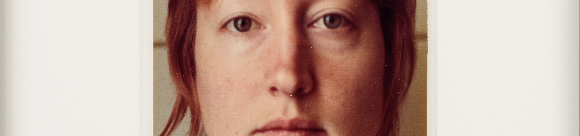 Une des expositions visibles au Centre Pompidou : l'exposition sur Martha Wilson