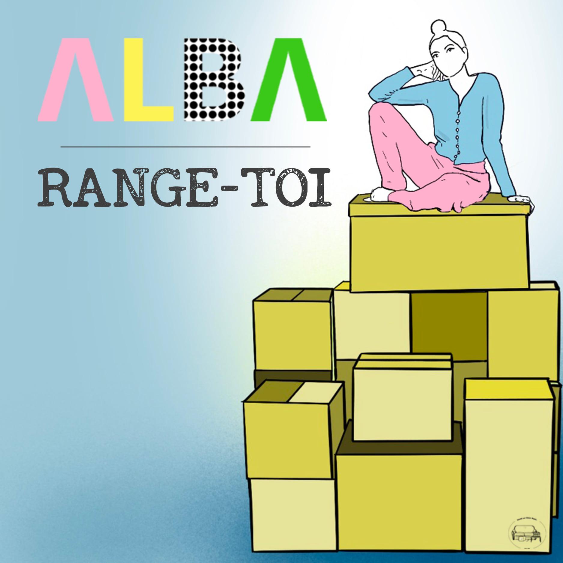 ALBA – Range-Toi (clip officiel)