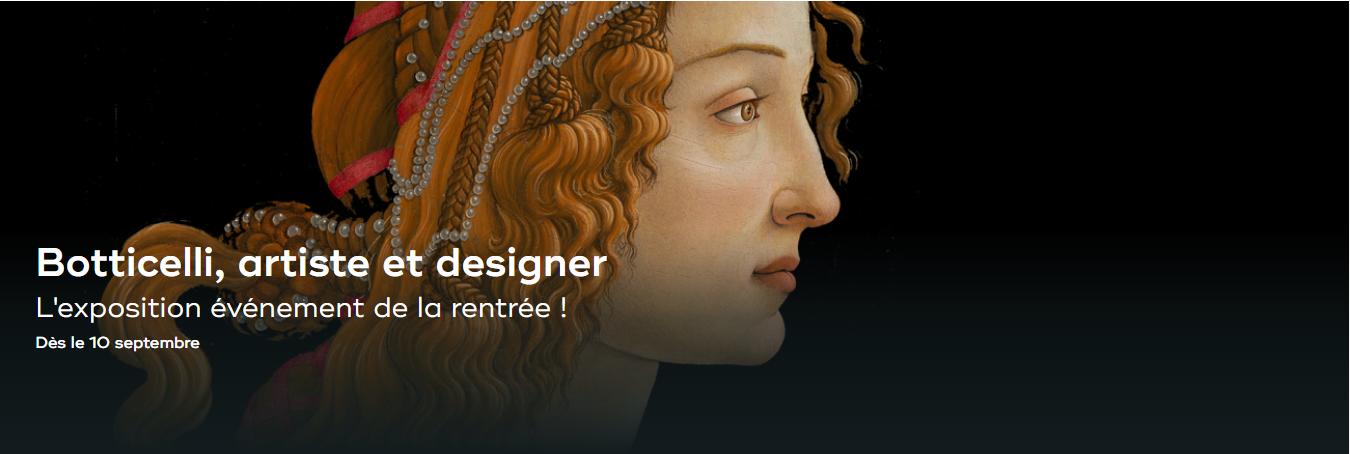 Tour d'horizon des expositions : Botticelli au Musée Jacquemart-André