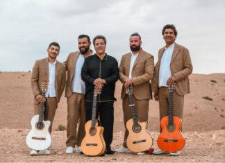 Chico & The Gypsies reprennent 3 daqat gipsy sur l'album Unidos