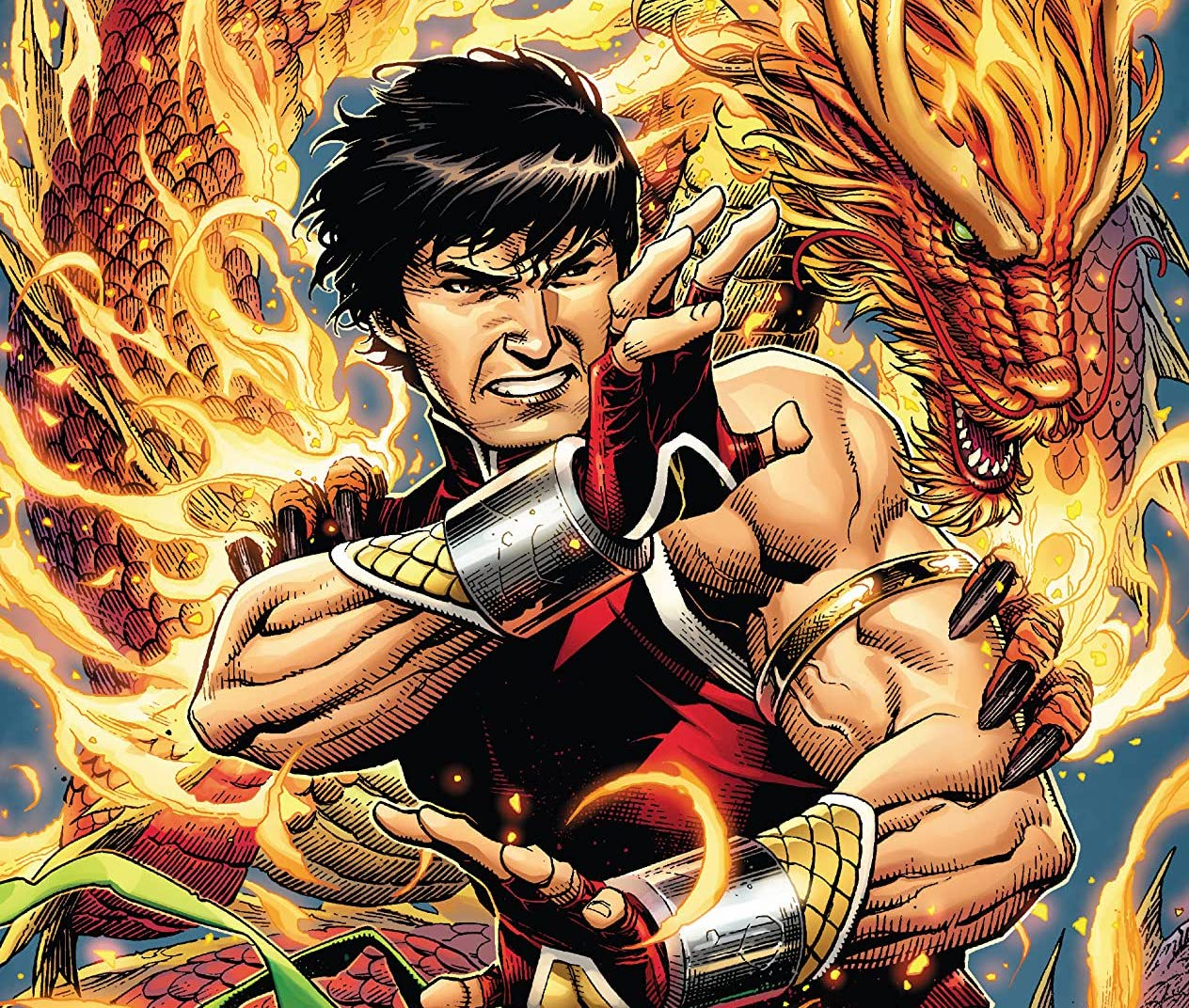 Shang-Chi de l'écran aux comics