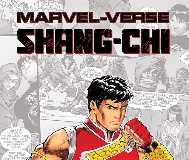 Un court volume sur Shang-Chi
