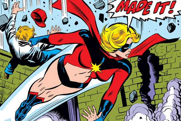 Miss Marvel chez Panini