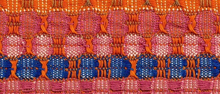 Visuel de l'exposition sur Anni et Josef Albers au Musée d'Art Moderne de Paris