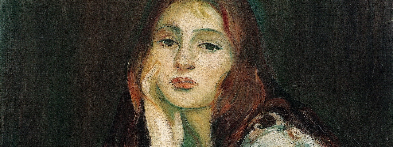 """Exposition """"Julie Manet. La mémoire Impressionniste"""" au Musée Marmottan-Monet"""