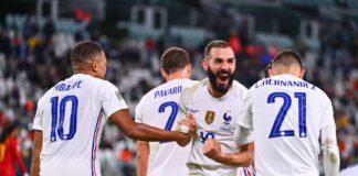 Victoire de l'équipe de France